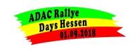 Rallye Days Hessen 2019